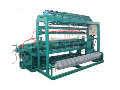 Cattle Grassland Field Fence Weaving Machine
