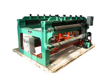 Small Hexagonal Wire Netting Machine NW Series