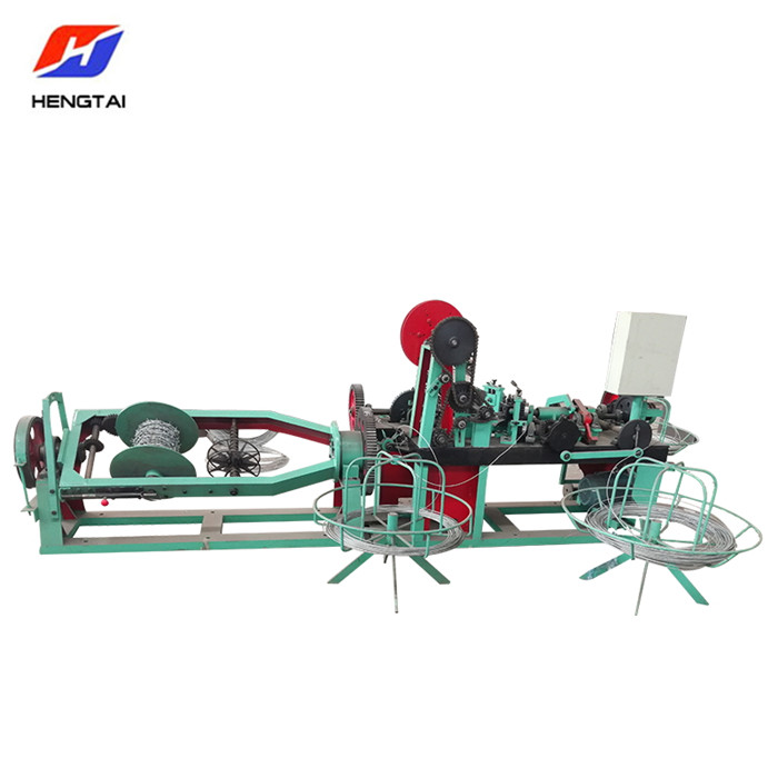 Cs-B Single Twisted Barbed Wire Machine