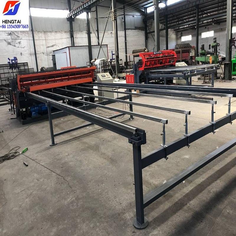 Wire Mesh Panel Welding Machine03