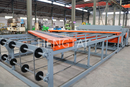 full automatic razor barbed wire mesh machine for rolls/panels