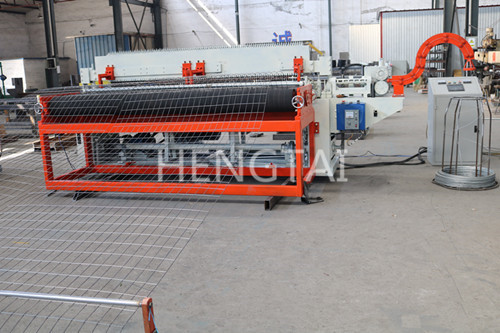 top sale in india welded wire mesh machine adjust freely